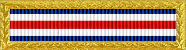 Military Deployment Award Ribbon