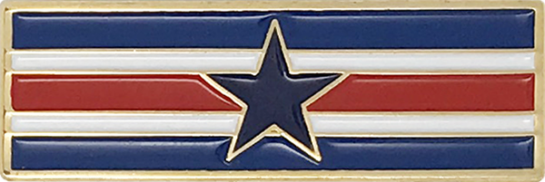 Military Service Award Service Enamel Civilian Ribbon