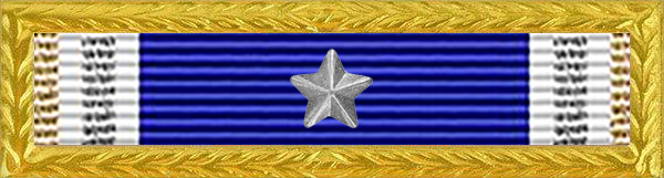 Nato Summit Service Award Special Recognition Ribbon