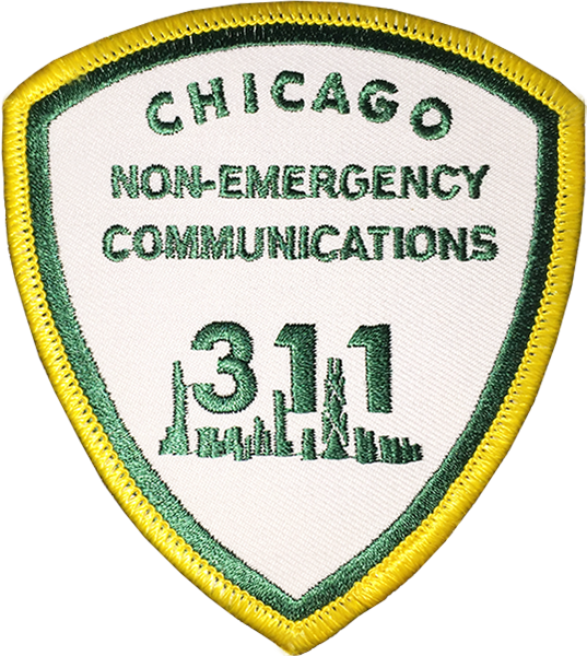 OEMC Non-Emergency Shoulder Patch