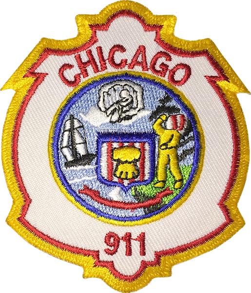 OEMC Shield Patch - Fire