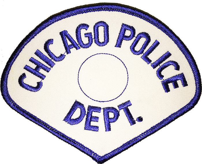 Police Officer Shoulder Patch