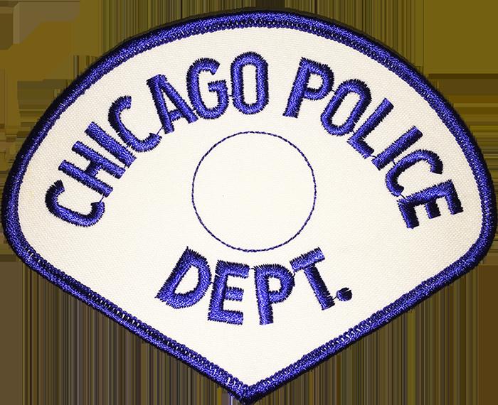 Police Officer Shoulder Patch