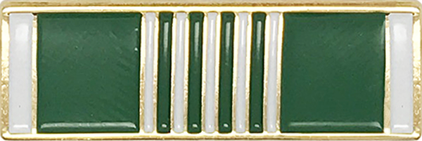 Pipe Band Award Enamel Civilian Ribbon