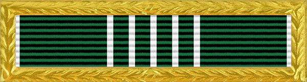 Pipe Band Award Ribbon