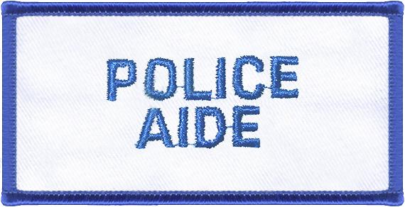 Police Aide Designator Patch
