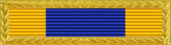 Police Medal Award Ribbon