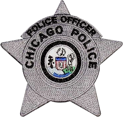 Police Officer Star Patch
