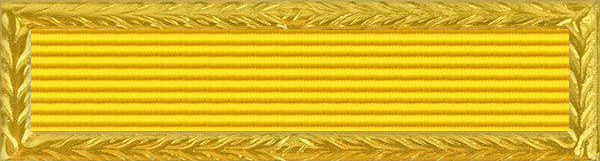 Police Officer of the Month Award Ribbon