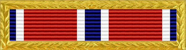 Recognition / Outside Governmental Agency Award Ribbon