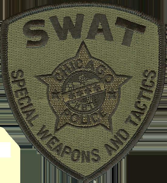 SWAT Shoulder Patch