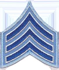 Sergeant - Uniform Shirt