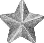 Silver Star Appurtenance