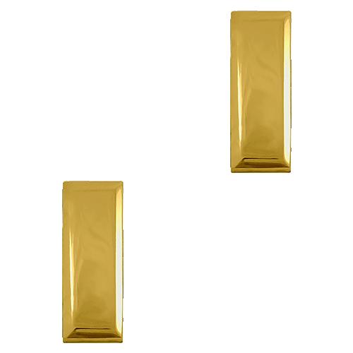 Single Bar - Gold Tone