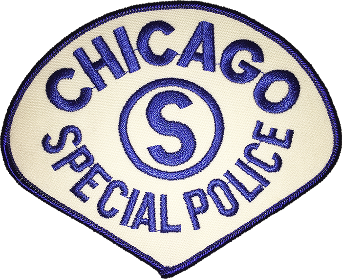 Special Police Officer Shoulder Patch