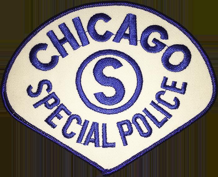 Special Police Officer Shoulder Patch