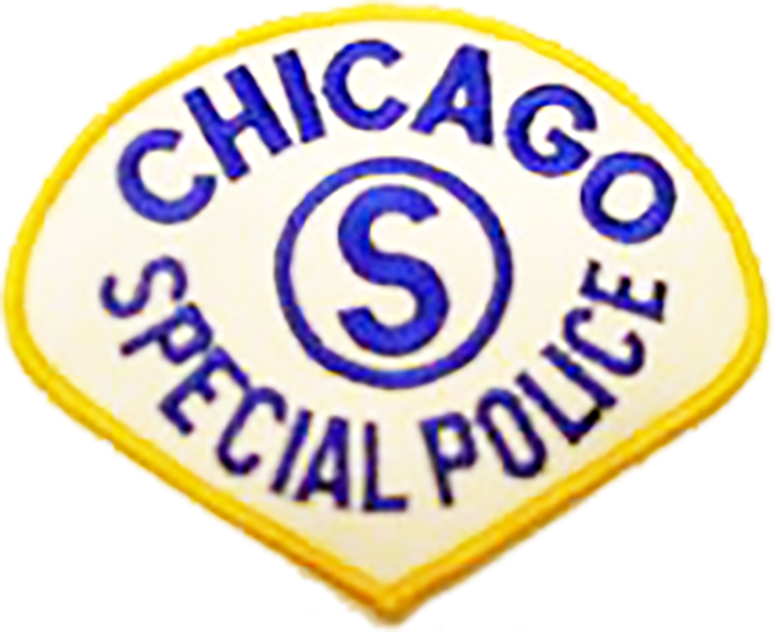 Special Police Supervisor Shoulder Patch