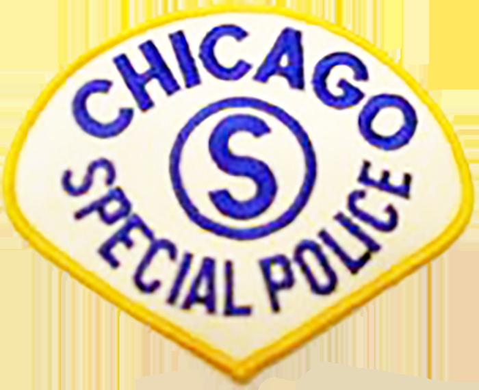 Special Police Supervisor Shoulder Patch