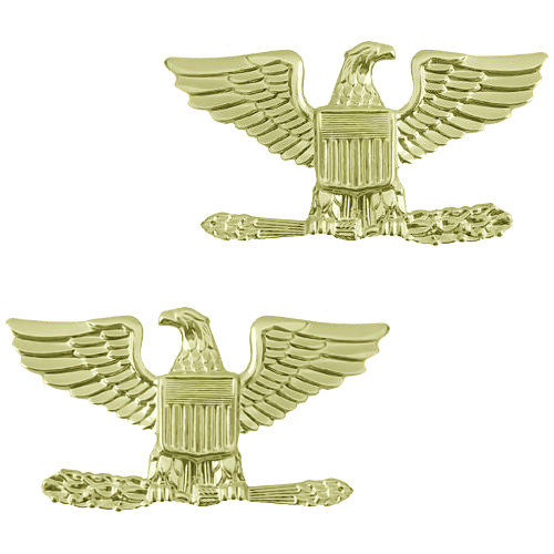 Spread Eagle - Gold Tone