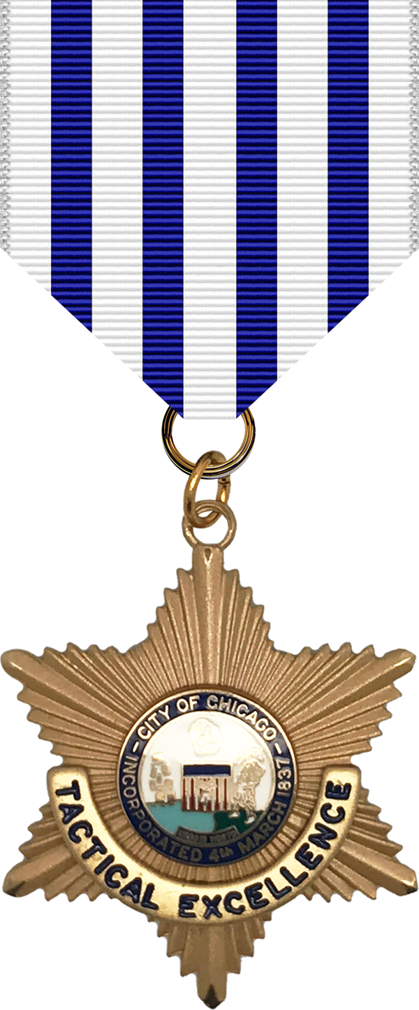 Superintendent's Award of Tactical Excellence Medal