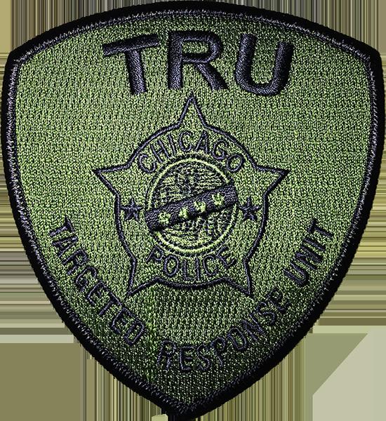 TRU Shoulder Patch - Olive Drab