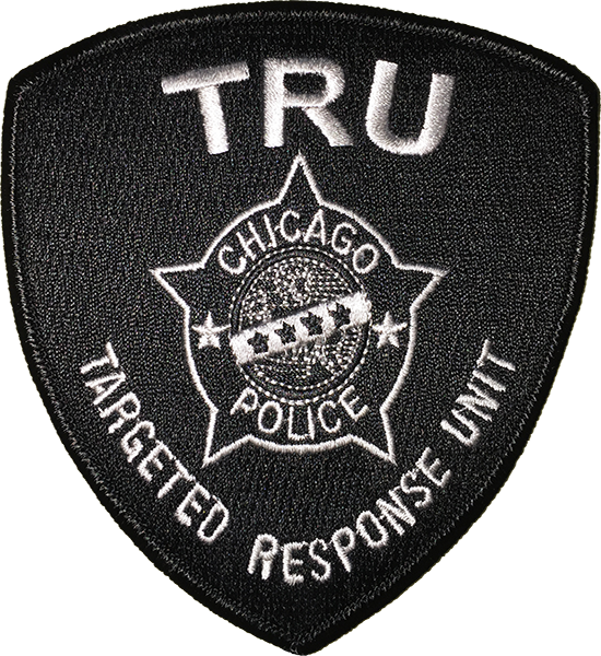 TRU Shoulder Patch - Subdued
