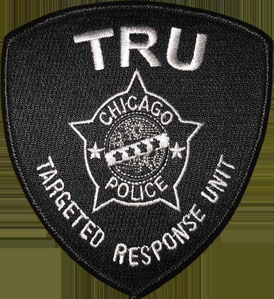 TRU Shoulder Patch - Subdued