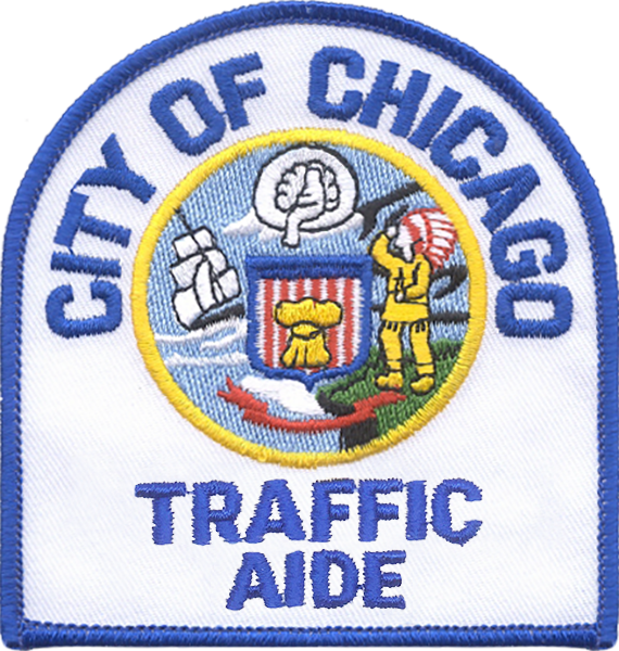 Traffic Aide Shoulder Patch