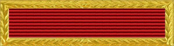 Unit Meritorious Performance Award Ribbon