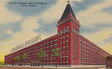 Western Electric - Hawthorne Factory Color